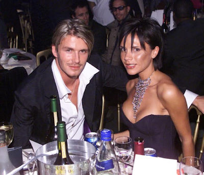 Victoria Beckham writes letter to her 18yr old self, admits to being drunk when she met husband David