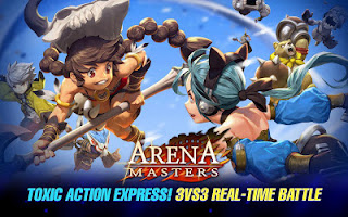 Arena Masters Legend Begins Apk Mod v17.33.171 (PVP Battle)