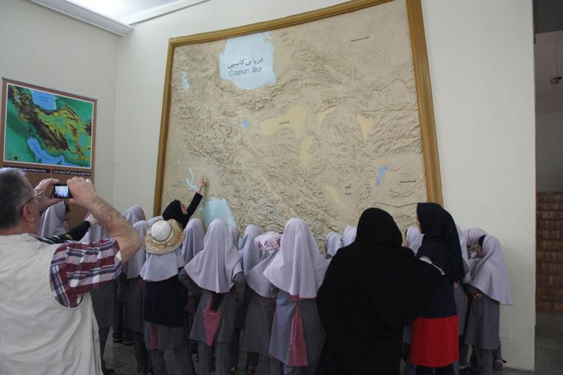 museo archeologico di Teheran