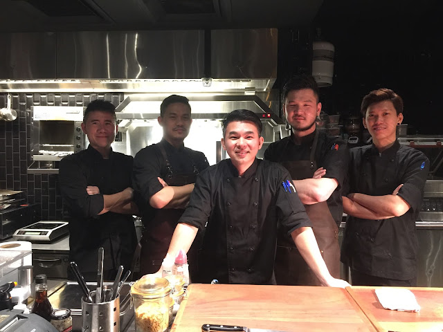 Cast Iron Restaurant Singapore Chefs Review