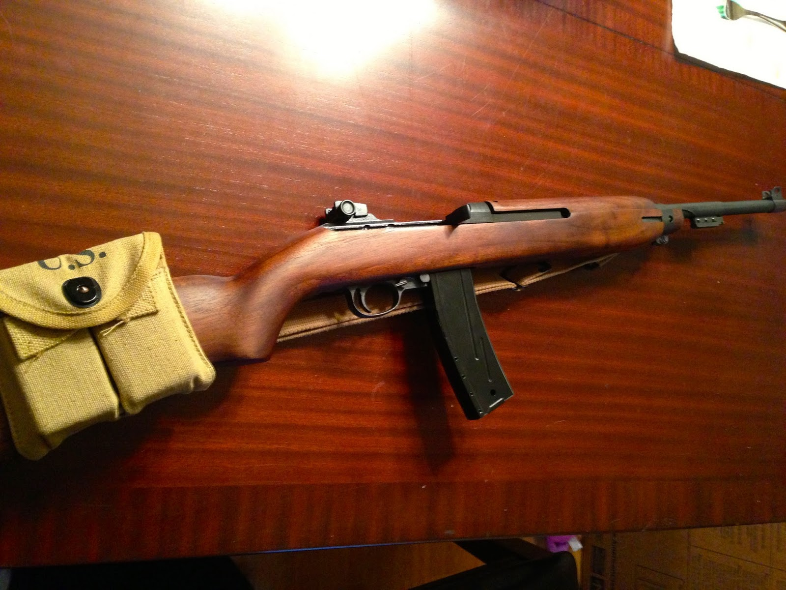 Point-of-Aim Productions: Fulton Armory* M1 Carbine Review