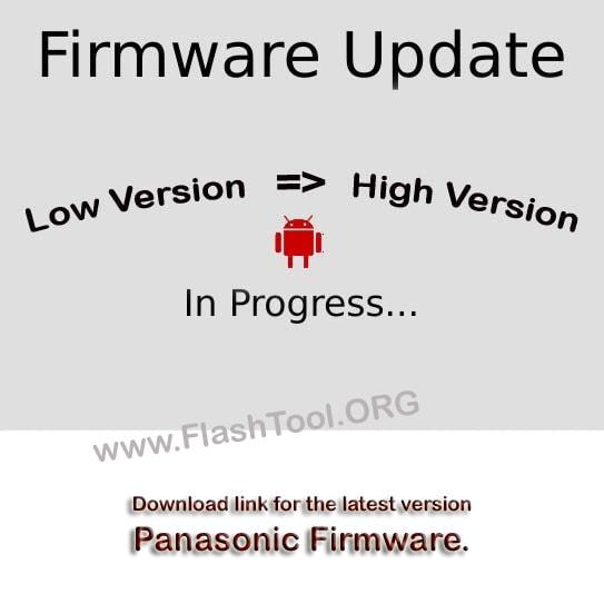 Download Panasonic Stock Firmware (Flash File) ROM - Latest
