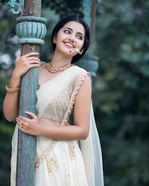 Anupama Parameswaran Photshoot Stills