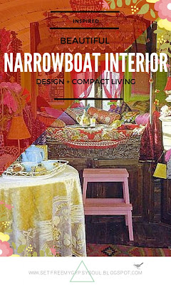 narrow boat houseboat interiors interior design