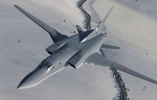 Pembom Tu-22M3 Rusia