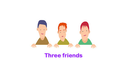 Three Friends Short Story