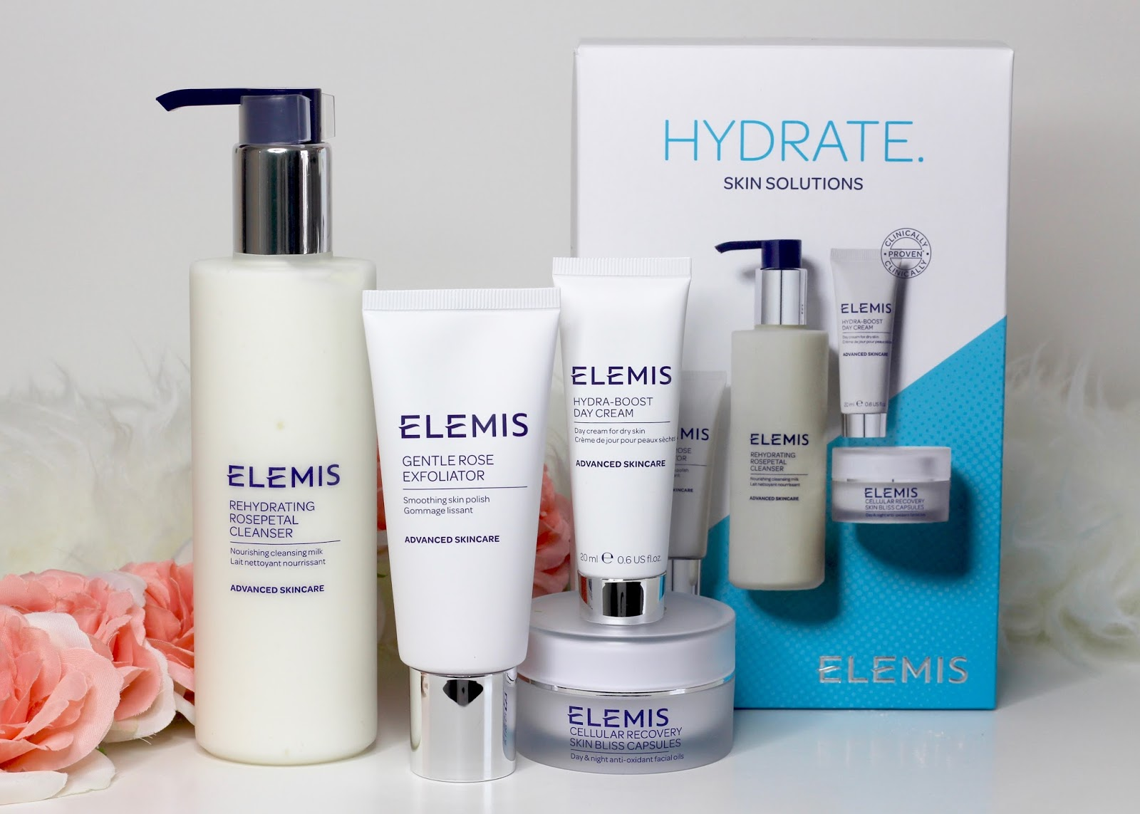 elemis facial products