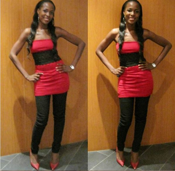 This Throwback Pictures Of Blogger, Linda Ikeji Will Inspire You