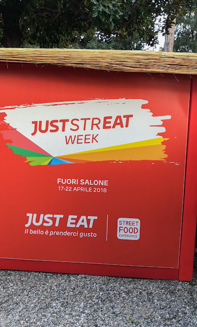 just eat milan design week
