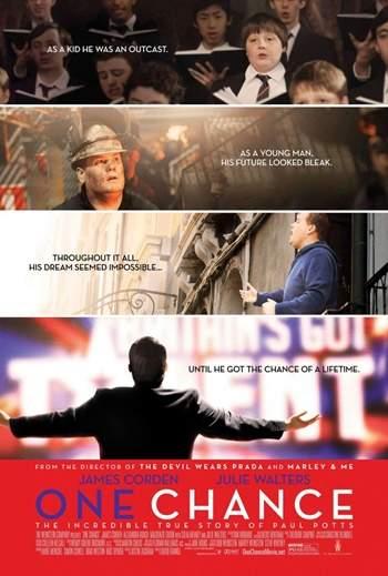 One Chance (2013) DVDRip Latino