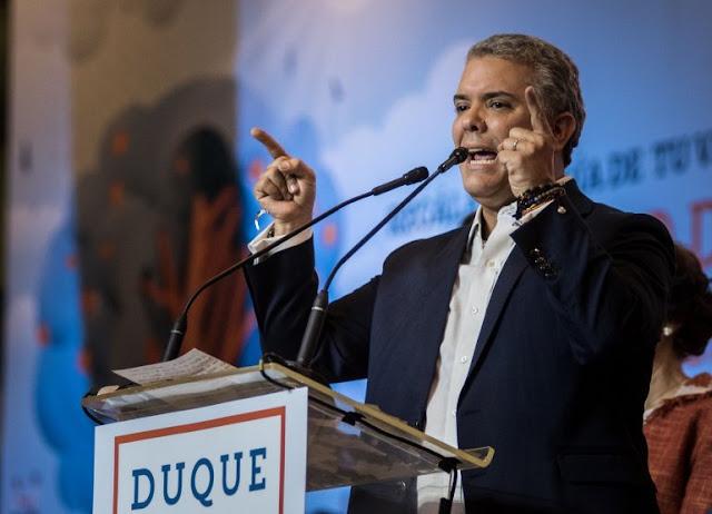Duque no reconocerá elecciones en Venezuela y no enviará embajador