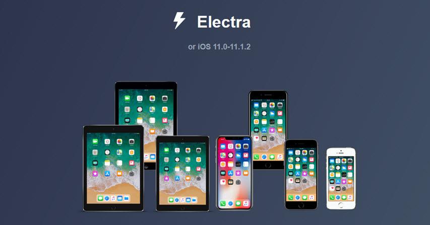 جيلبريك iOS 11 متوفر الآن في نسخته النهائية مع السيديا