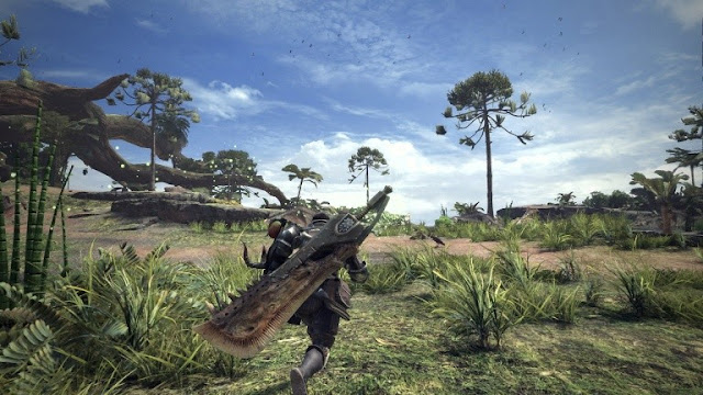 الإعلان عن بيتا للعبة Monster Hunter World على جهاز PS4 و تفاصيل محتوى حصري للاعبين