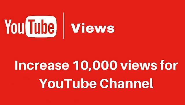 Cara Mudah Mendapatkan 10.000 Ribu Penayangan Youtube