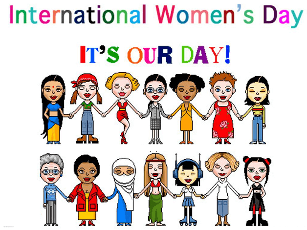 Womens Day Best Wishes Greetings for School,Colleges,Friends
