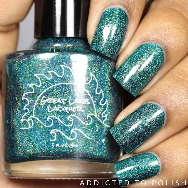 Great Lakes Lacquer Lake Michigan The Great Ones collection