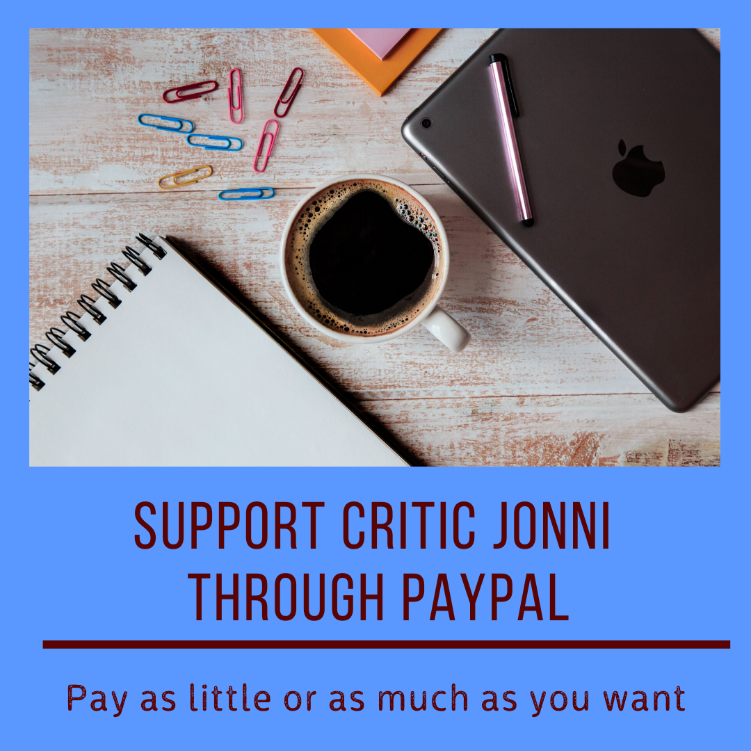Support Critic Jonni