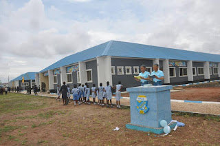 Air Force Girls Comprehensive School, Jos Admission List - 2018/2019