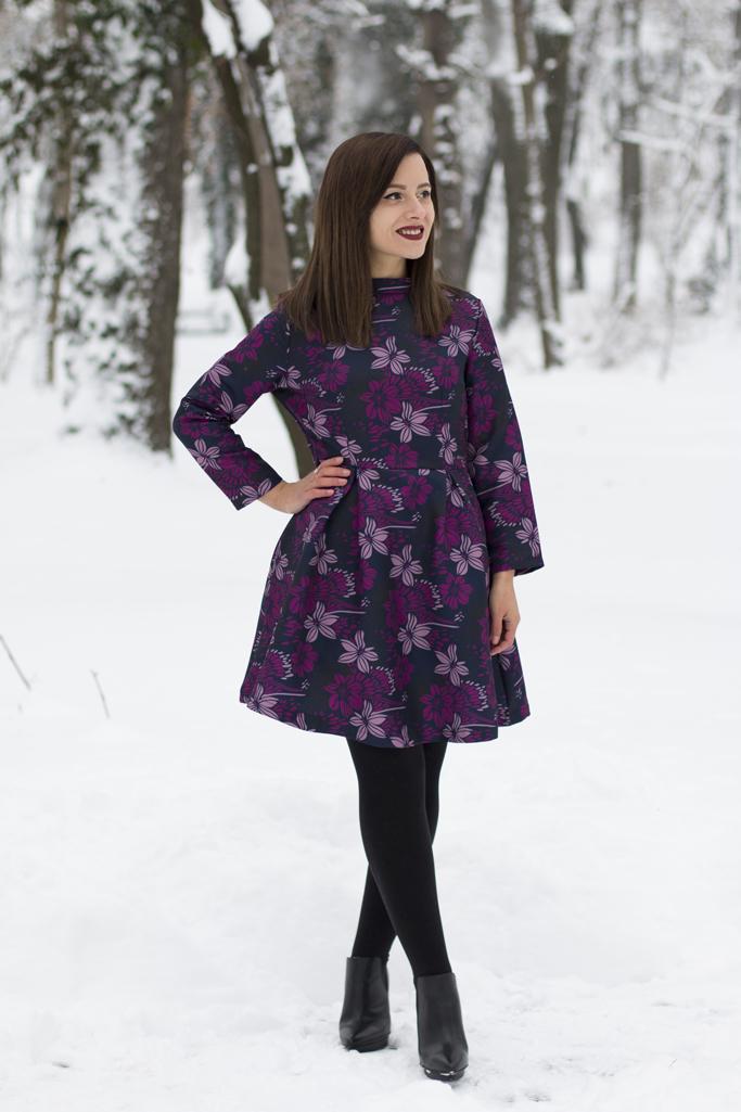 vision on fashion winter wonderland