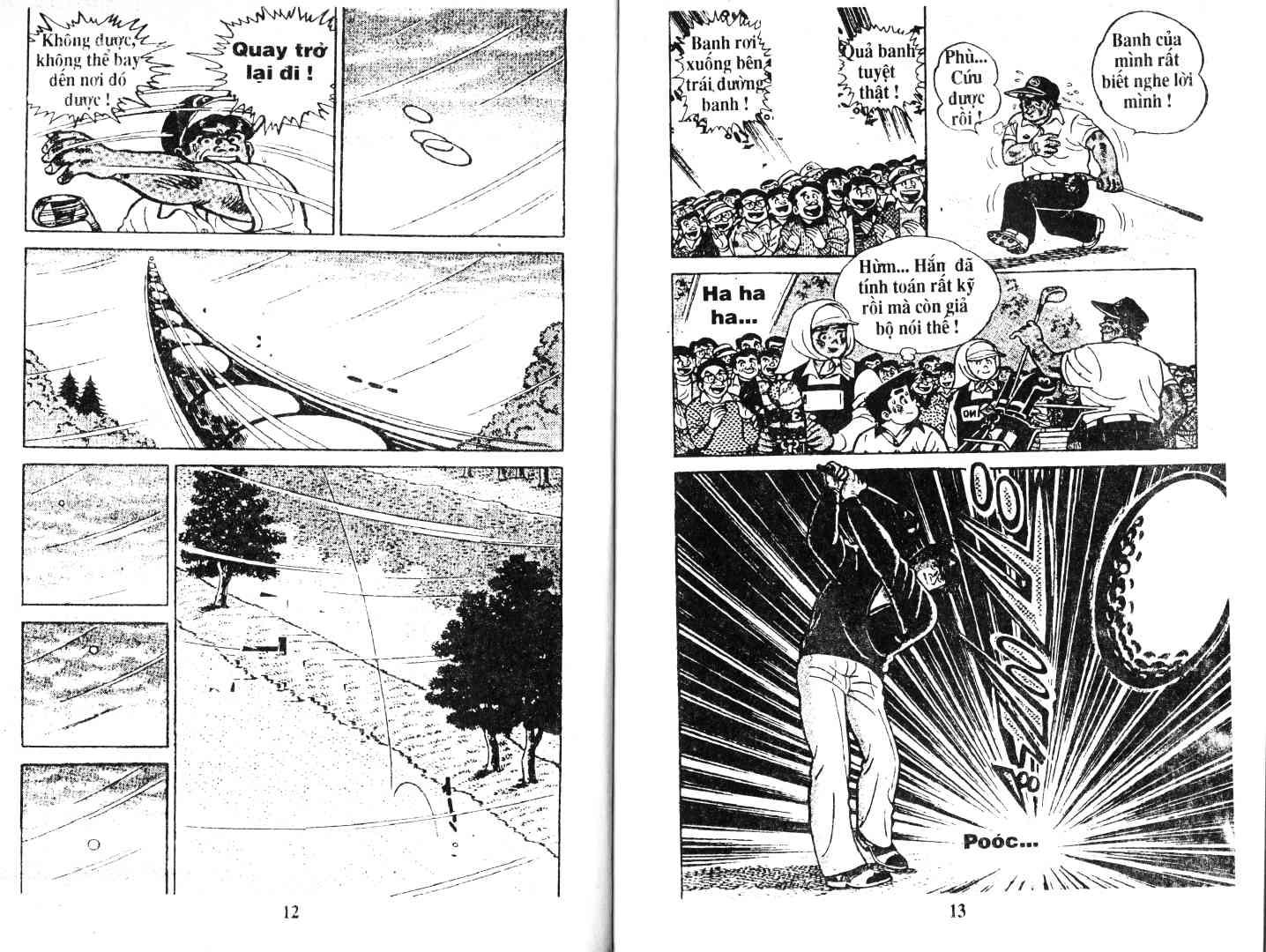Ashita Tenki ni Naare chapter 47 trang 6