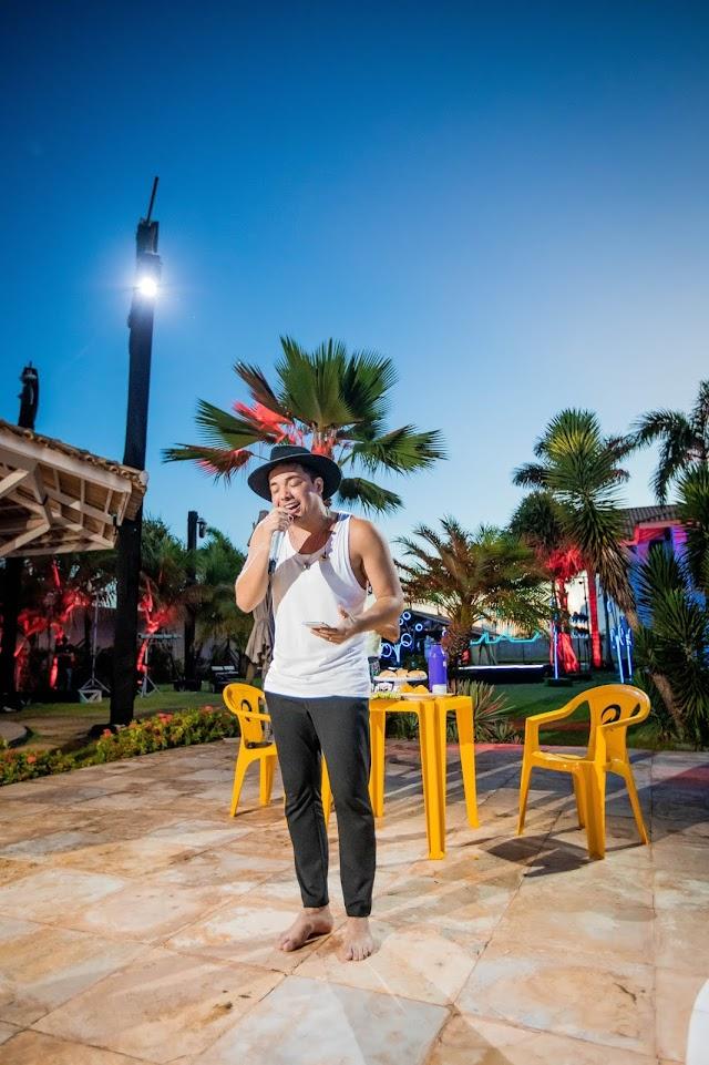 Live de Wesley Safadão chega a 28 milhões de espectadores