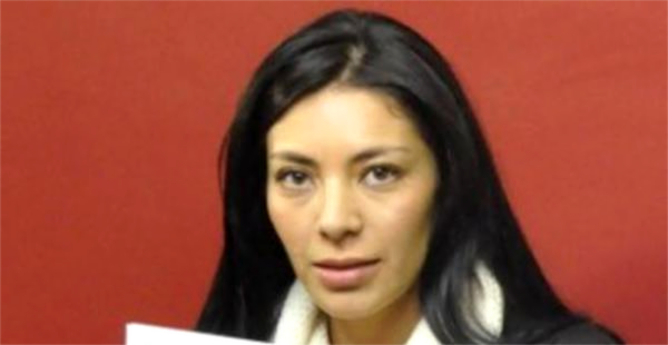 Paola Zapata la hermana de Gabriela