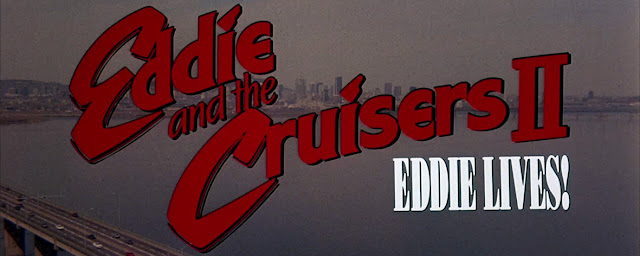 """Eddie and the Cruisers II"" (1989), reż. Jean-Claude Lord"