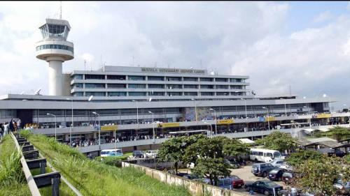 Murtala Muhammed International Airport, Lagos State.