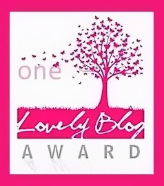 "Premio ""Lovely blog award"""