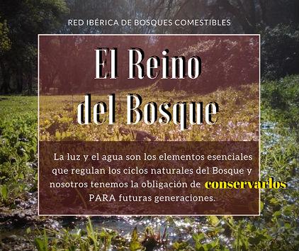 RED IBÉRICA DE BOSQUES COMESTIBLES