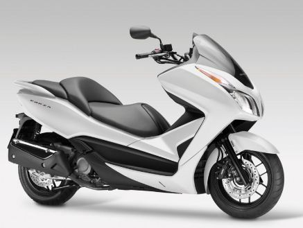 Spesifikasi dan Harga Terbaru Honda Forza 125