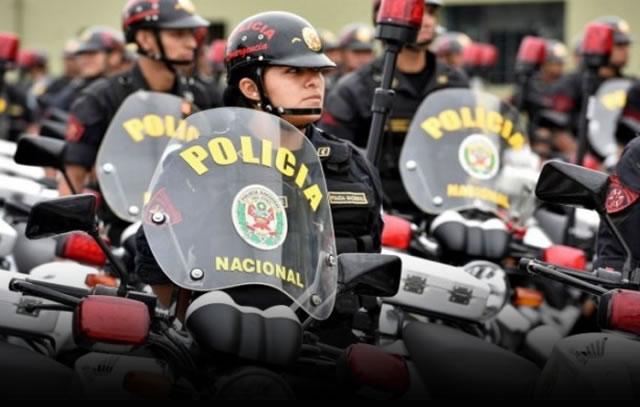 OPERATIVO POLICIAS SMP