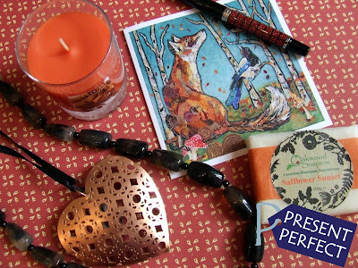 Autumn gift selection by Present Perfect, Melrose