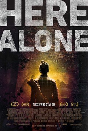 Here Alone 2016 Full English Movie Download WEB-DL