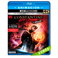 Constantine: City of Demons – The Movie (2018) 4K UHD Audio Dual Latino-Ingles