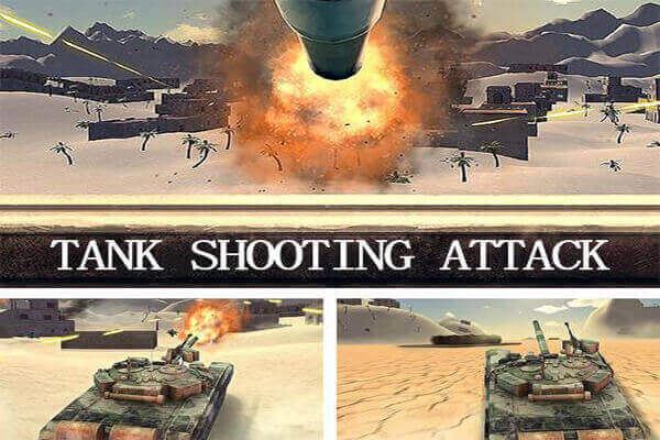 Tank Shooting Attack 2 hack