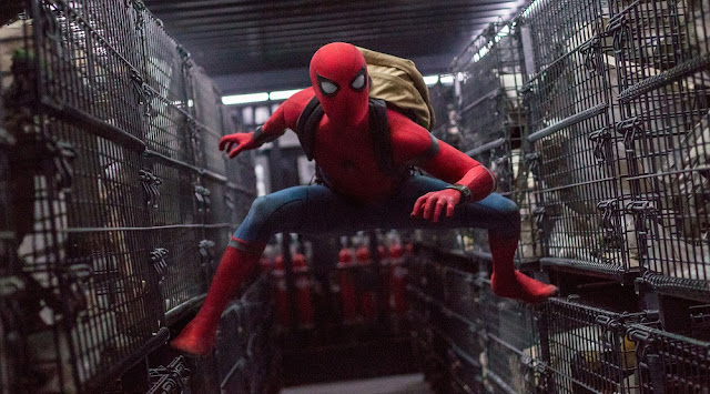 spiderman homecoming still