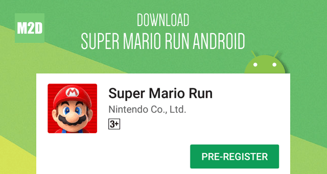 Download Super Mario Run APK Android
