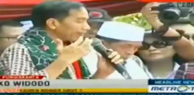 Viral Cerita Jokowi Rumahnya Digusur Waktu Umur 4 Tahun, Pindahnya di Umur 10 Tahun