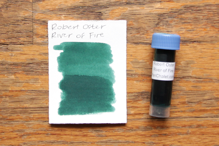 review: robert oster signature river of fire