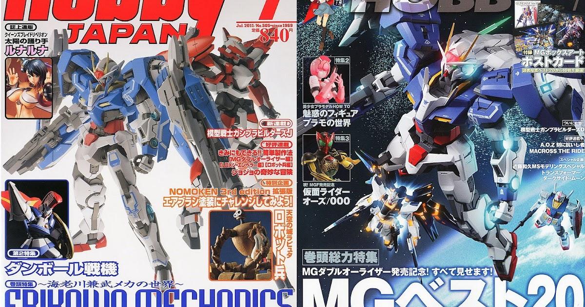 Dengeki Hobby Magazine Pdf