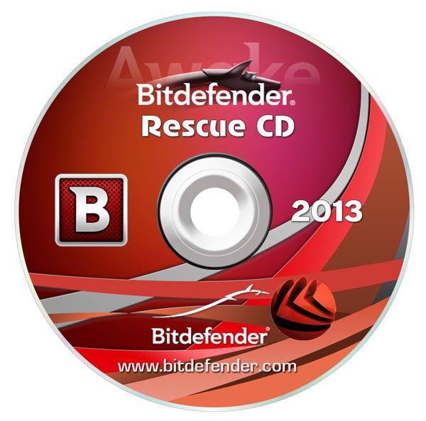 BitDefender Rescue CD October 8/2012