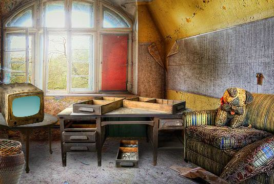 5Ngames Can You Escape Abandoned House Walkthrough