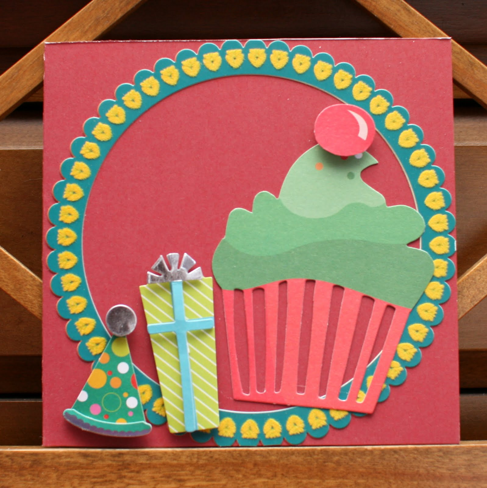 Straight From The Nest: Kids Birthday Cards