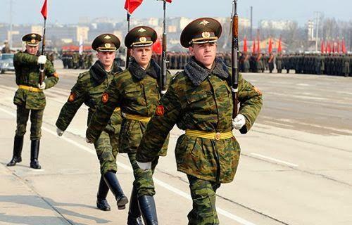 Angkatan Darat Rusia