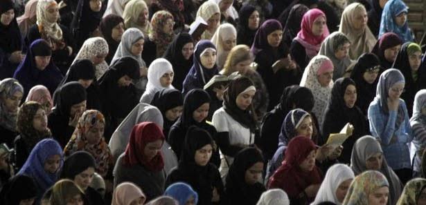 Mısır'da müslüman kadınlar