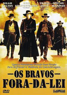 Os Bravos Fora-da-Lei - DVDRip Dual Áudio