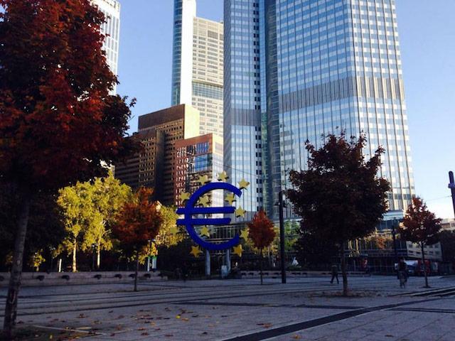 Parte financeira de Frankfurt