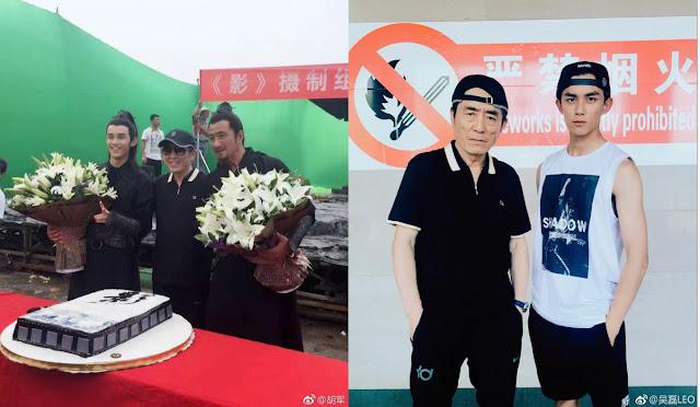 Zhang Yimou Birthday 2018
