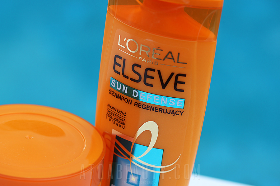L'Oréal Paris, Elséve, Sun Defense
